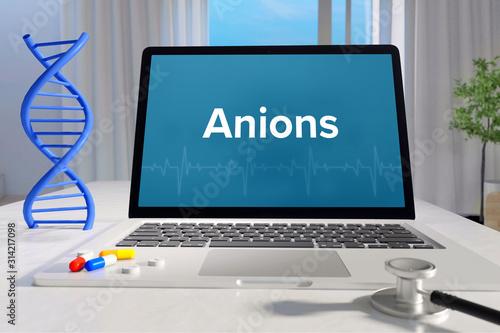 Photo Anions – Medicine/health