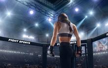 MMA Female Fighters On Profess...