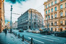 Nevsky Avenue. Urban And Histo...