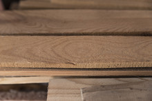 Raw Wooden Boards For Construc...