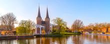 Delft, Netherlands Oostpoort O...