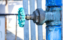 Gate Valve Closed Water Connec...