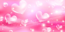 Sweet Heart Background