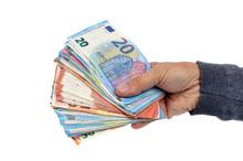 Billets De Banque En Euro En M...