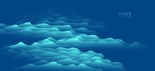 3D Fluid Gradient Color Vector...
