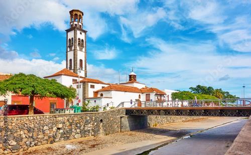 Church in Santa Cruz de Tenerife