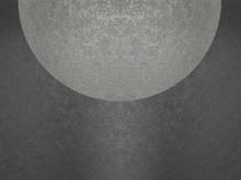 月または太陽イメージ