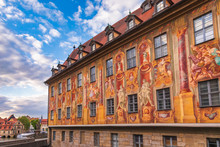 Bamberg Old Town Hall Frescoes...