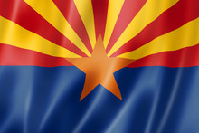 Arizona Flag, USA
