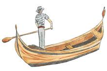 Gondola - One Of The Symbols O...