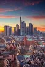 Frankfurt Am Main, Germany. Ae...