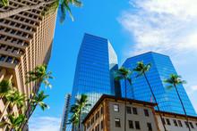 Skyscraper In The City Center ...