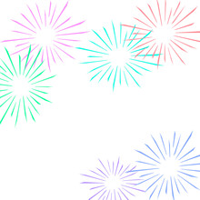Holiday Set, Fireworks, Spray,...