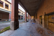Industrial Archeology Abandoned Factories In Abandonment Modena Italy