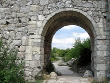 Aqueduct In France