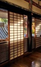 Inside Walls Of The Eikando Zerin-ji Temple - Kyoto, Japan