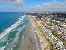 Aerial View Of Del Mar North B...