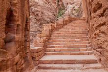 Stairway At Al Khubtha Trail I...