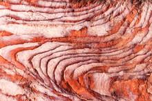 Detail Of A Sandstone Stratifi...