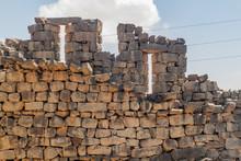 Ruins Of Qasr Al-Azraq (Blue F...