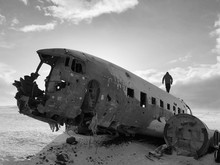 Iceland Aircraft Wreckage