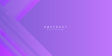 Purple Abstract Background Geometry Shine And Layer Element Vector For Presentation Design. Suit For Business, Corporate, Institution, Party, Festive, Seminar, And Talks.