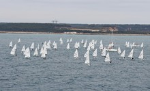 Many Small Yachts Compete In T...
