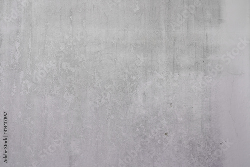 textured grey grunge background wallpaper white gray wall Canvas Print