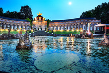 Bayreuth Town In Bavaria