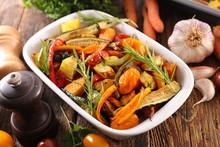 Roasted Vegetable, Tomato, Bel...