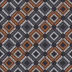 Ethnic boho ornament. Seamless pattern. Tribal motif. Vector illustration for...