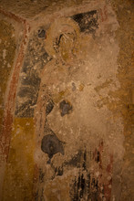 Affresco Di Epoca Bizantina