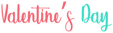 Valentine Theme With Font Desi...