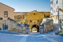 Puerta Colada In Ciudad Rodrigo Salamanca Spain