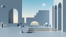 Imaginary Fictional Architectu...
