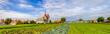 canvas print picture - Sankt Peter und Paul, Insel Reichenau, Bodensee, Deutschland
