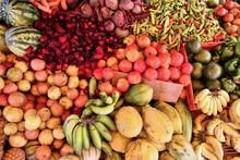 Guadeloupe Vegetable Market