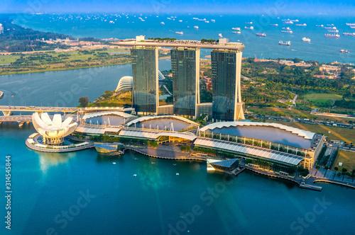 Obrazy Singapur  marina-bay-sands-singapur