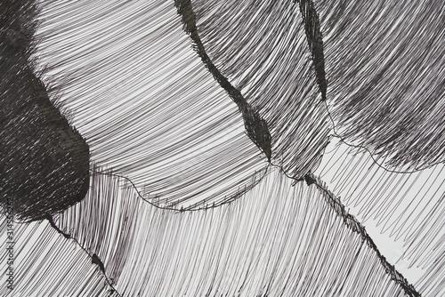 Schraffieren Texturen Hand Skizze Hintergrund