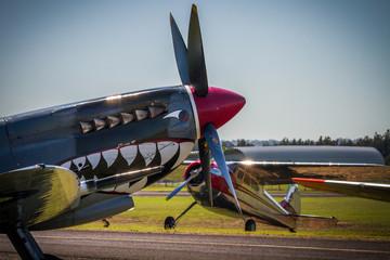 Vintage avioni