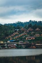 Rak Thai Village, Mae Hong Son, Northern Thailand