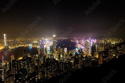 Fotografie, Tablou  Hongkong