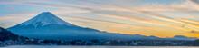 Panorama Of Mount Fuji From Ka...