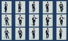 Gentleman Dancing Animation Sp...