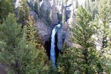 Gibbon Falls Yellowstone Natio...