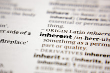Word Or Phrase Inherent In A D...