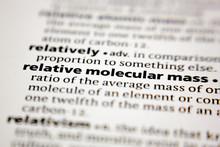 Word Or Phrase Relative Molecu...