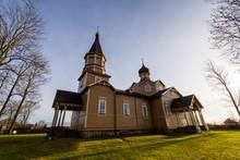 Cerkiew Pod Wezwaniem Narodzen...