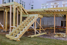 Installing Deck Boards With Ab...