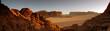 Leinwandbild Motiv Wadi Rum